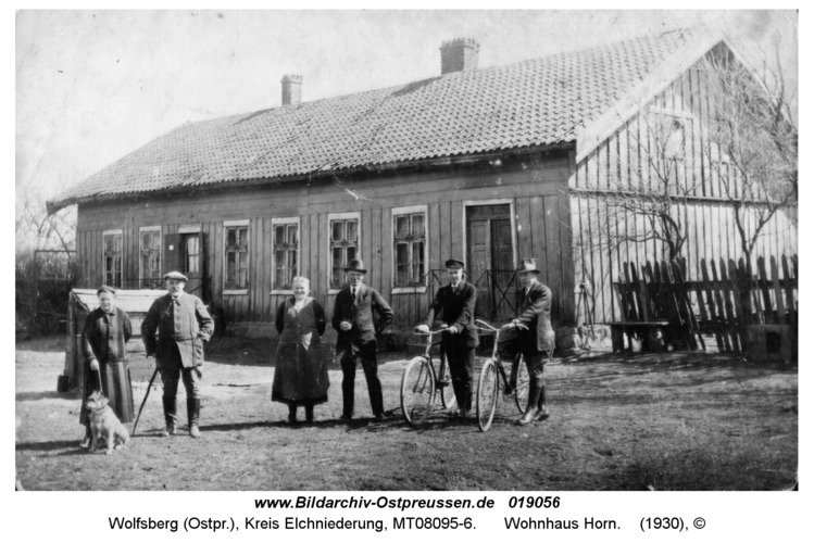 Wolfsberg, Wohnhaus Horn