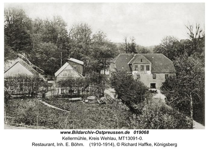 Kellermühle, Restaurant, Inh. E. Böhm