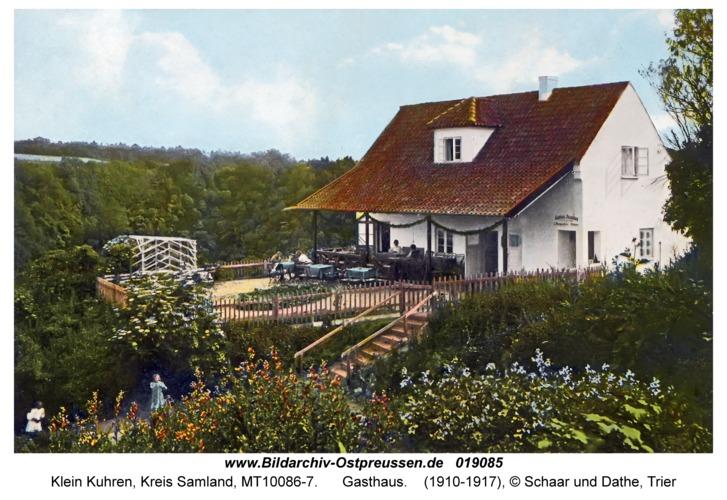 Klein Kuhren, Gasthaus