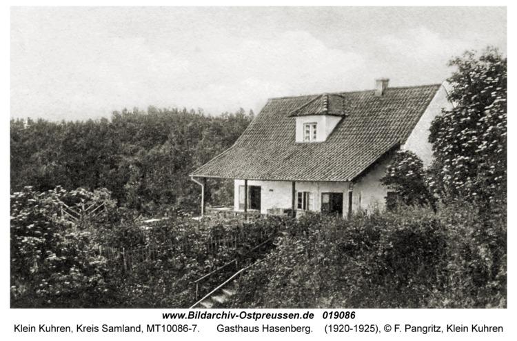 Klein Kuhren, Gasthaus Hasenberg