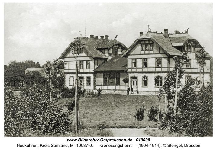 Neukuhren, Genesungsheim