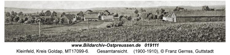 Kleinfeld Kr. Goldap, Gesamtansicht