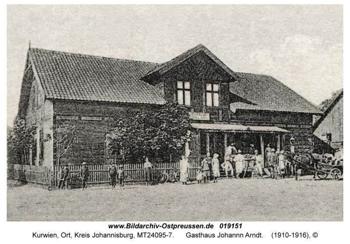 Kurwien, Gasthaus Johannn Arndt