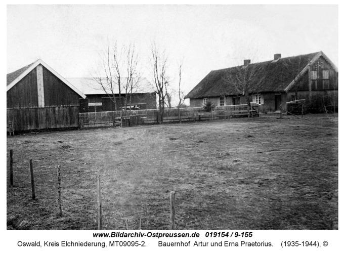 Oswald, Bauernhof Artur und Erna Praetorius
