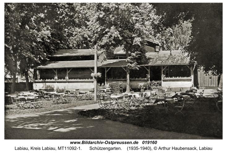 Labiau, Schützengarten