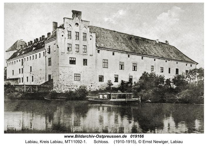 Labiau, Schloss