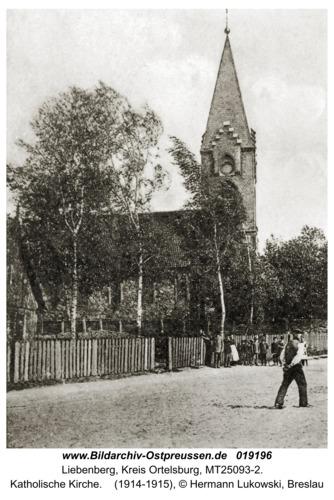 Liebenberg, Katholische Kirche