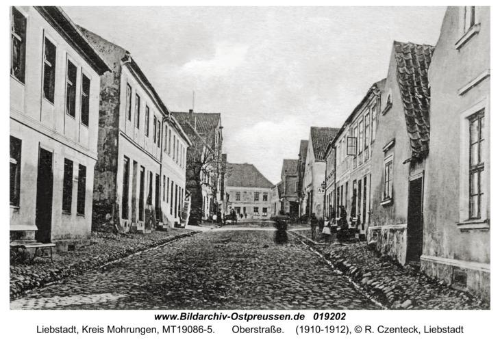 Liebstadt, Oberstraße