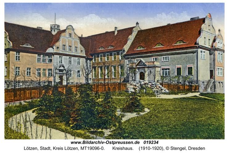 Lötzen, Kreishaus