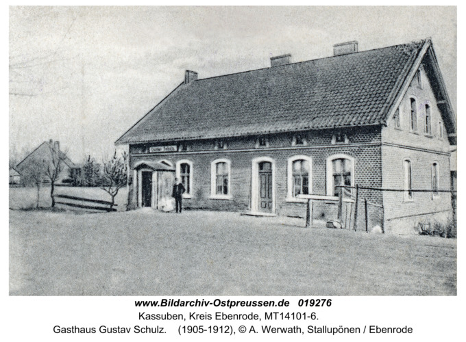 Kassuben, Gasthaus Gustav Schulz