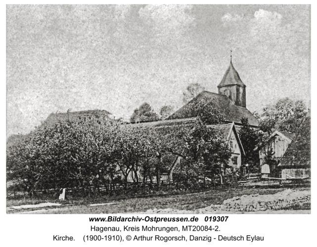 Hagenau, Kirche