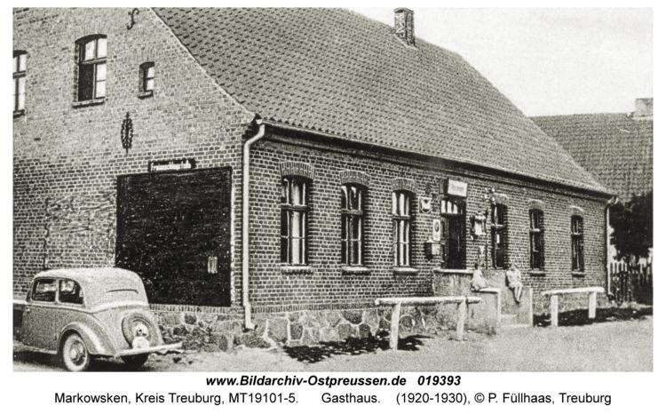 Markowsken, Gasthaus