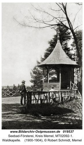 Seebad-Försterei, Waldkapelle