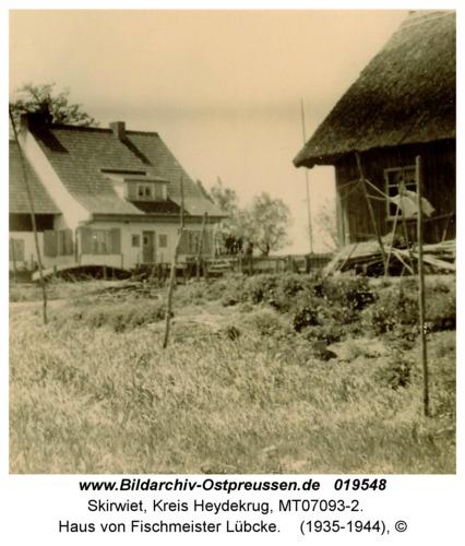 Skirwiet, Haus von Fischmeister Lübcke