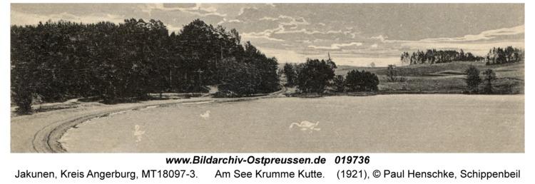 Jakunowken, Am See Krumme Kutte