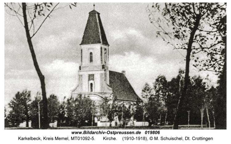 Karkelbeck, Kirche