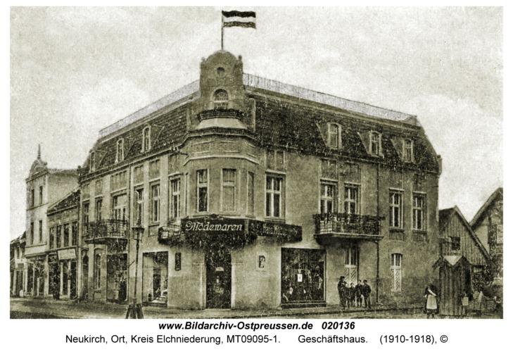 Neukirch, Geschäftshaus