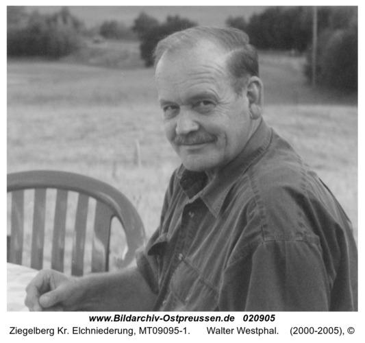 Ziegelberg, Walter Westphal