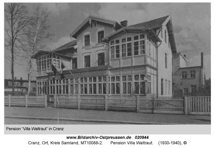 Cranz, Pension Villa Waltraut