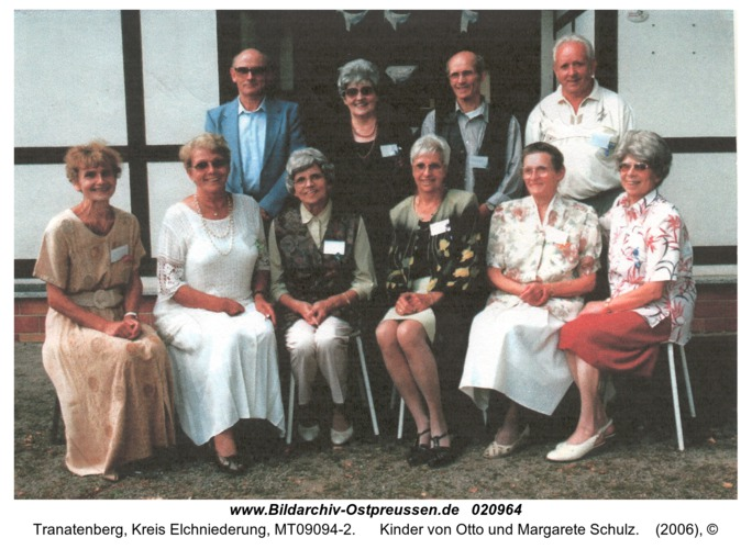 Tranatenberg, Kinder von Otto und Margarete Schulz
