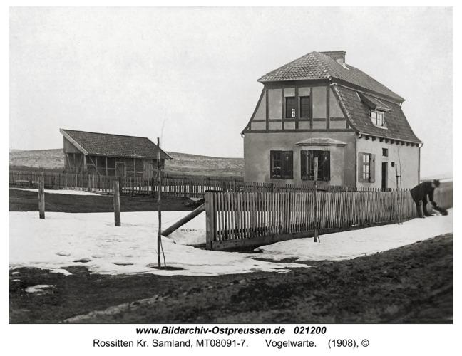 Rossitten Kr. Samland, Vogelwarte
