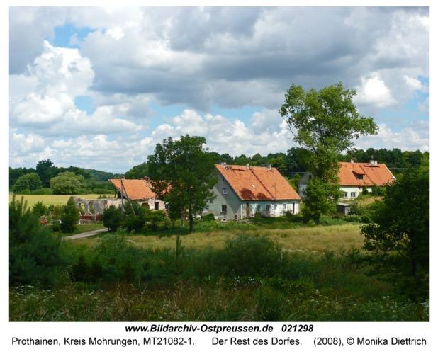 Prothainen, Der Rest des Dorfes