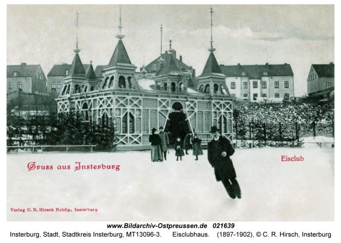 Insterburg, Eisclubhaus