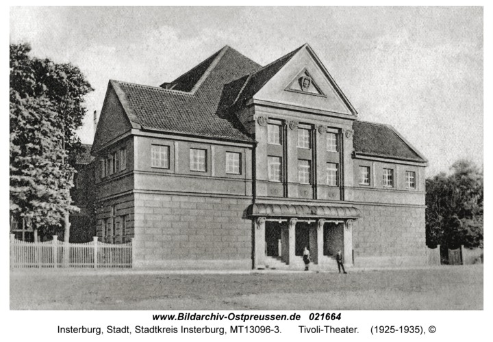 Insterburg, Tivoli-Theater