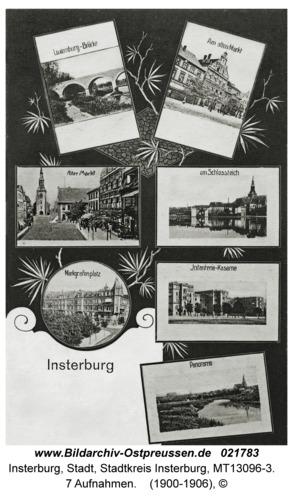 Insterburg, 7 Motive