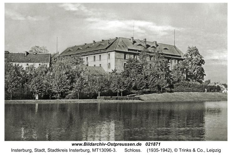 Insterburg, Schloss