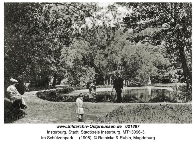 Insterburg, Im Schützenpark