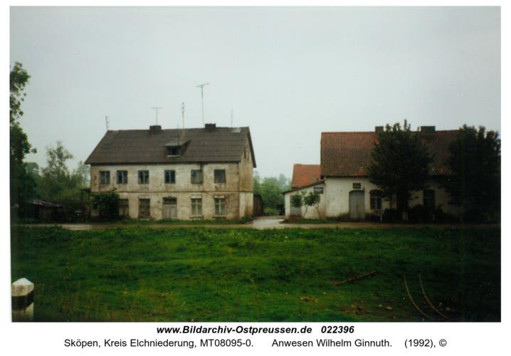 Sköpen, Anwesen Wilhelm Ginnuth
