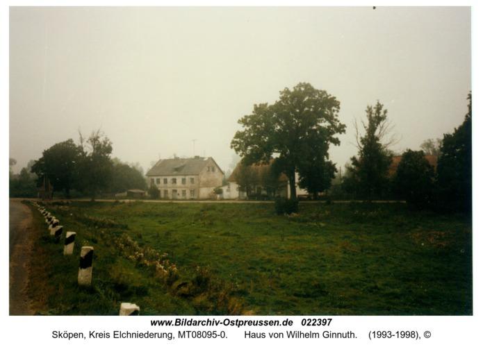 Sköpen, Haus von Wilhelm Ginnuth