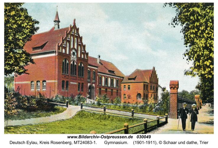Deutsch Eylau, Gymnasium