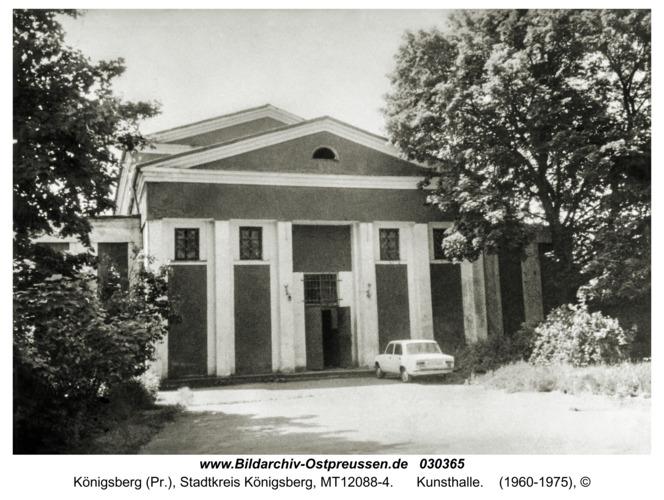 Königsberg, Kunsthalle