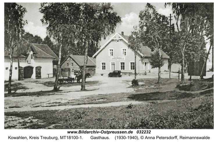 Reimannswalde, Gasthaus
