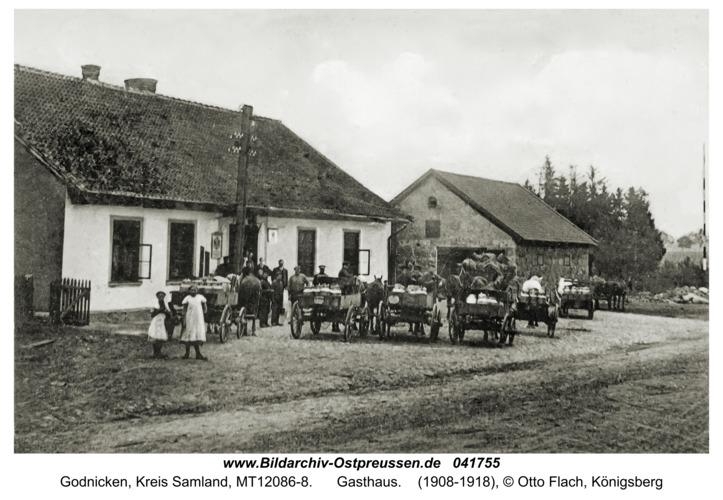 Godnicken, Gasthaus