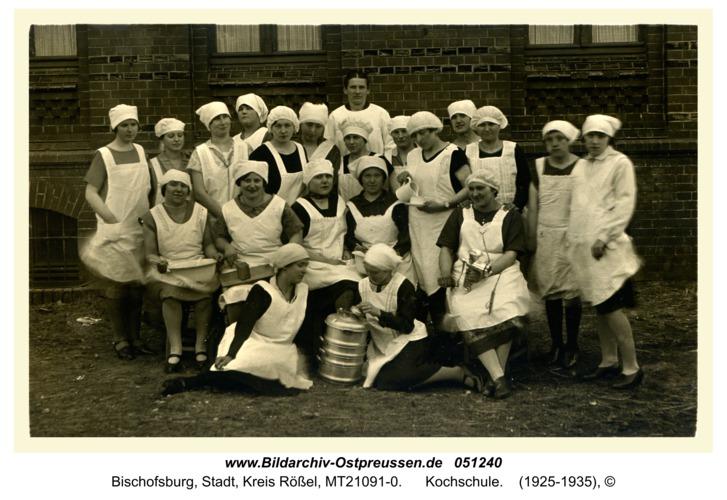 Bischofsburg, Kochschule