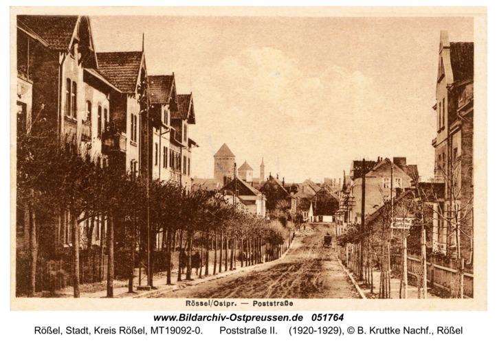 Rößel, Poststraße II