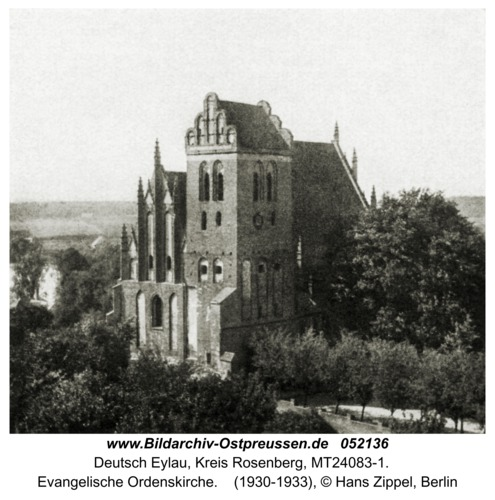 Deutsch Eylau, Evangelische Ordenskirche