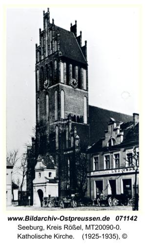 Seeburg, Katholische Kirche