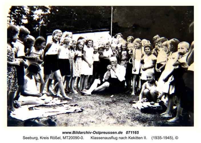 Seeburg, Klassenausflug nach Kekitten II