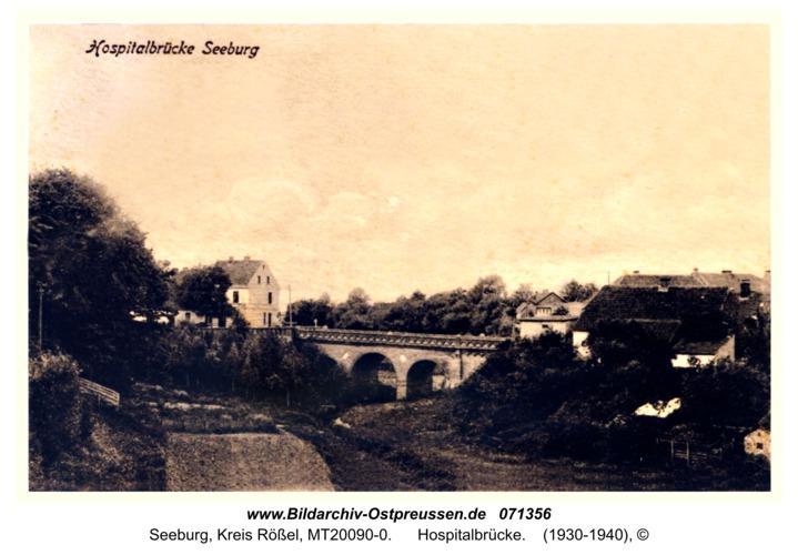 Seeburg, Hospitalbrücke
