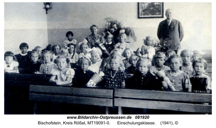 Bischofstein, Einschulungsklasse