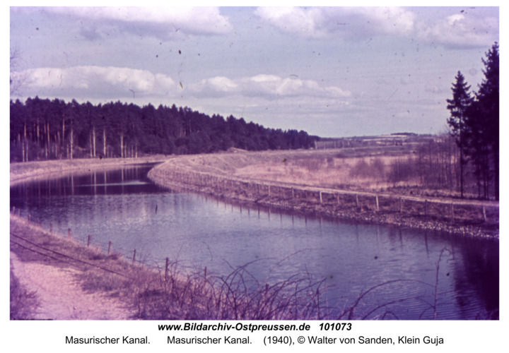Masurischer Kanal