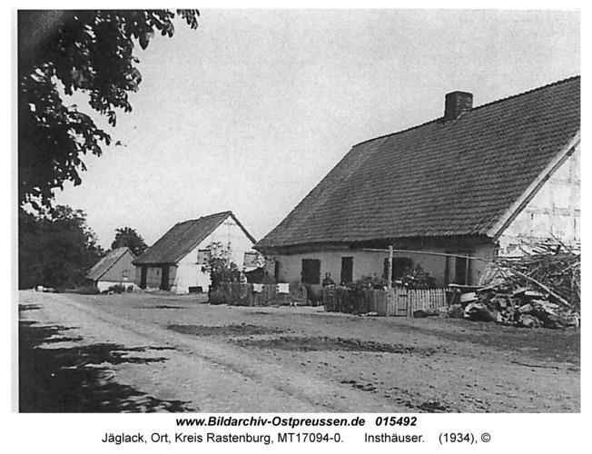 Jäglack, Insthäuser
