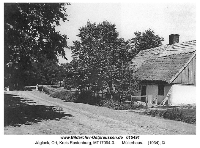 Jäglack, Müllerhaus