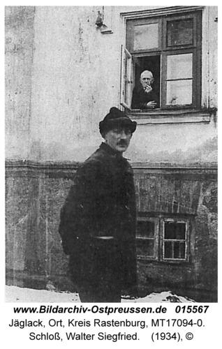 Jäglack, Schloß, Walter Siegfried