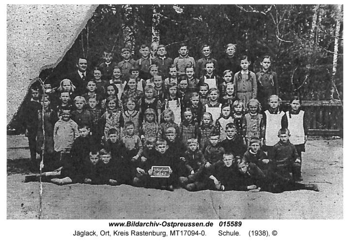 Jäglack, Schule