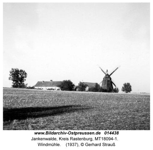 Jankenwalde, Windmühle
